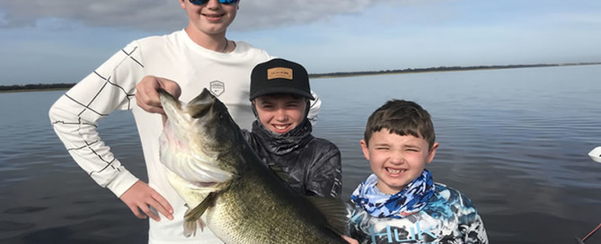 March Toho Fishing Forecast