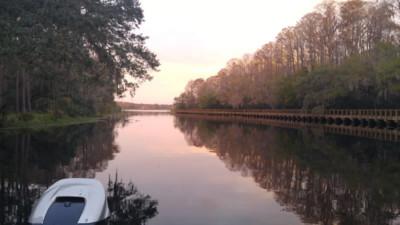 Winter Lake Tarpon Fishing 2