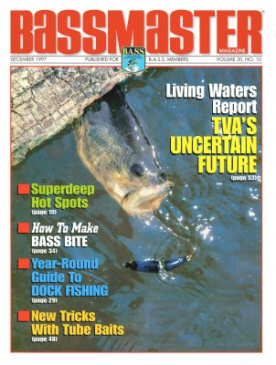 Capt John Leech BassMaster magazine